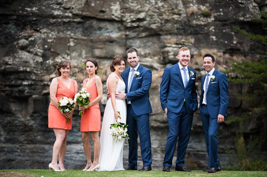 modern riverside wedding0041