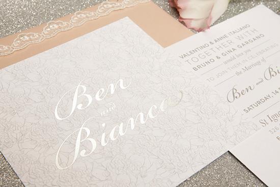 modern wedding invitations01 Modern Wedding Invitations From Studio Silva