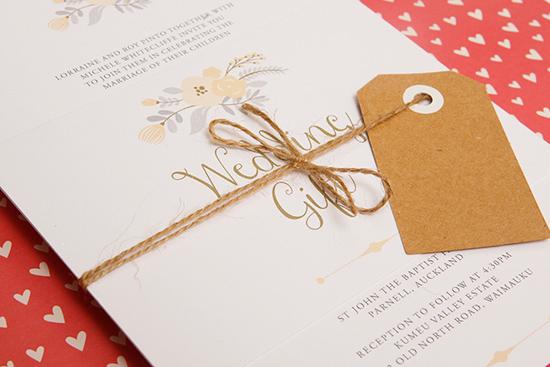 modern wedding invitations15 Modern Wedding Invitations From Studio Silva