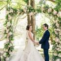 romantic wedding style2294