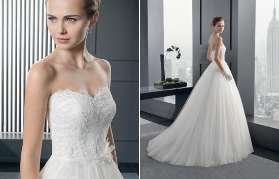 rosa clara bridal gown0040 Rosa Clara 2015 Bridal Collection