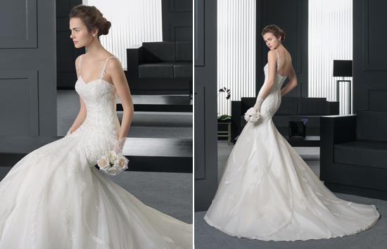 rosa clara bridal gown0041 Rosa Clara 2015 Bridal Collection