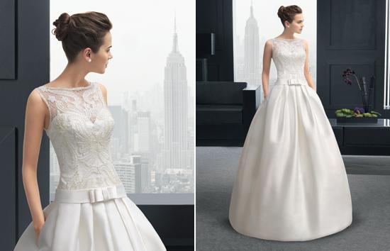 rosa clara bridal gown0042 Rosa Clara 2015 Bridal Collection