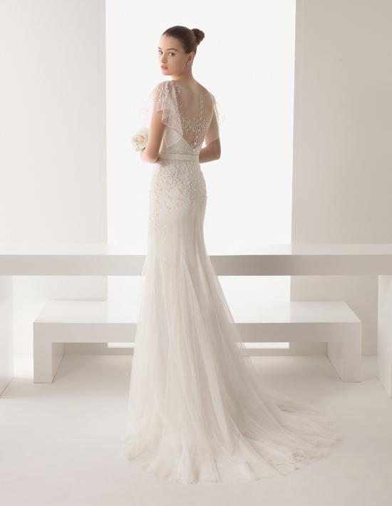 rosa clara wedding gowns0006 Rosa Clara 2015 Bridal Collection