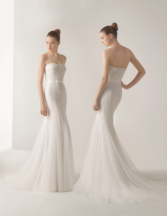 rosa clara wedding gowns0007 Rosa Clara 2015 Bridal Collection
