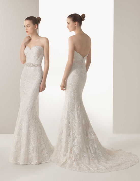 rosa clara wedding gowns0011 Rosa Clara 2015 Bridal Collection