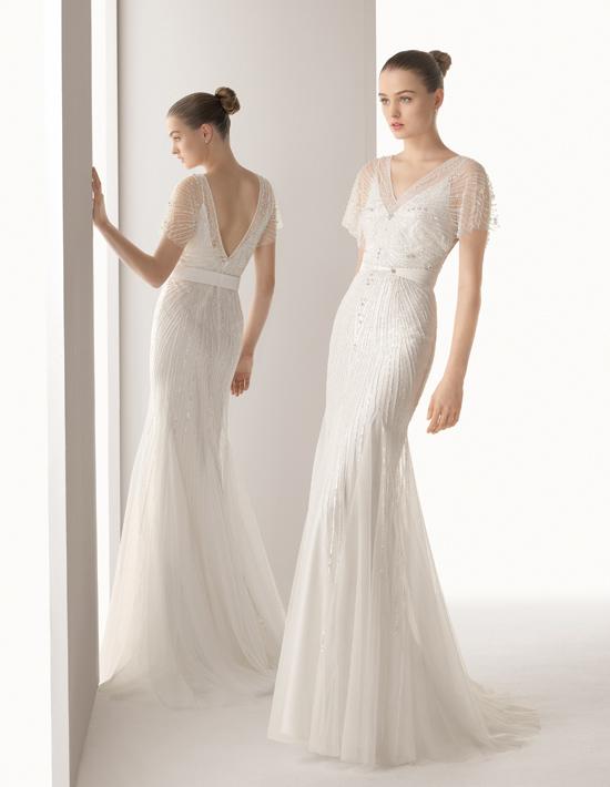 rosa clara wedding gowns0012 Rosa Clara 2015 Bridal Collection