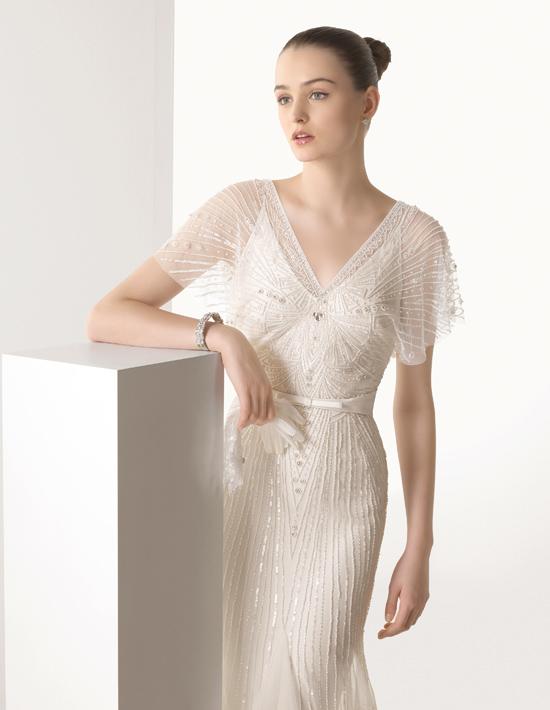 rosa clara wedding gowns0013 Rosa Clara 2015 Bridal Collection