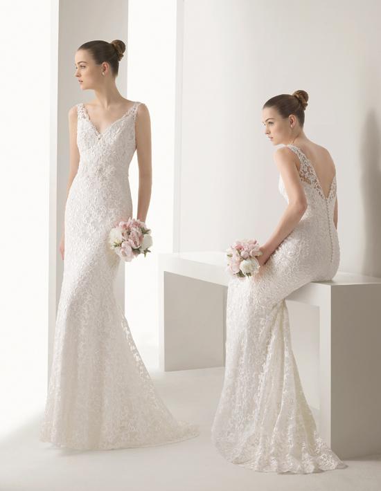 rosa clara wedding gowns0014 Rosa Clara 2015 Bridal Collection
