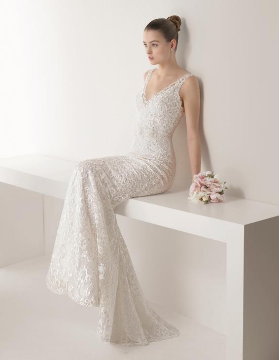 rosa clara wedding gowns0015 Rosa Clara 2015 Bridal Collection