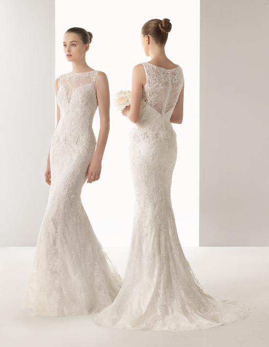 rosa clara wedding gowns0016 Rosa Clara 2015 Bridal Collection