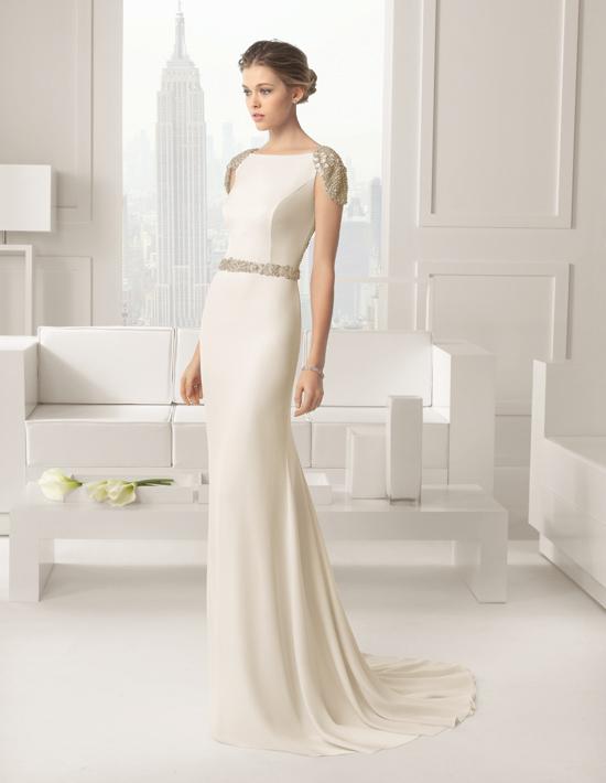 rosa clara wedding gowns0017 Rosa Clara 2015 Bridal Collection