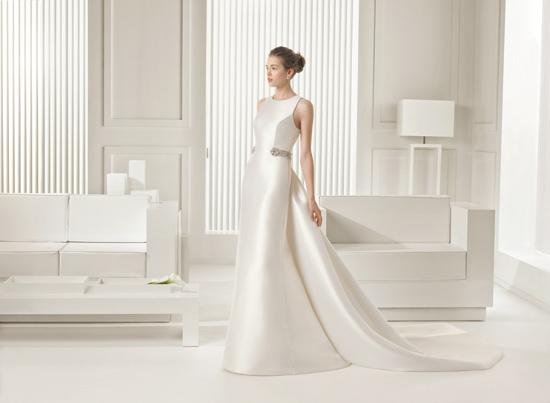rosa clara wedding gowns0021 Rosa Clara 2015 Bridal Collection
