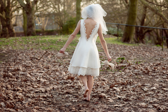 short wedding dresses tobi hannah007 Tobi Hannah Wedding Gowns Adventure Collection