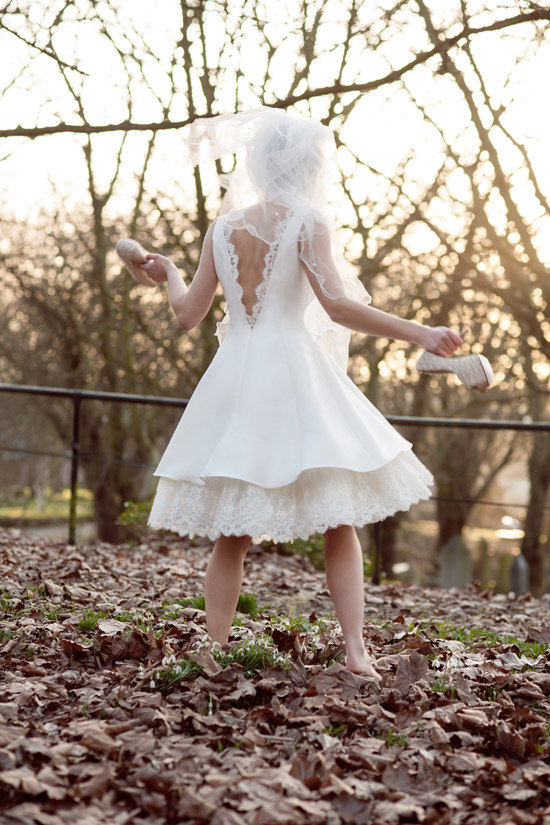 short wedding dresses tobi hannah008 Tobi Hannah Wedding Gowns Adventure Collection