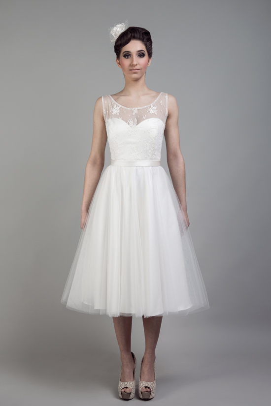 short wedding dresses tobi hannah014 Tobi Hannah Wedding Gowns Adventure Collection