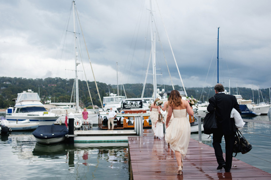 sydney island wedding0008 Natalie and Dans Sydney Island Wedding