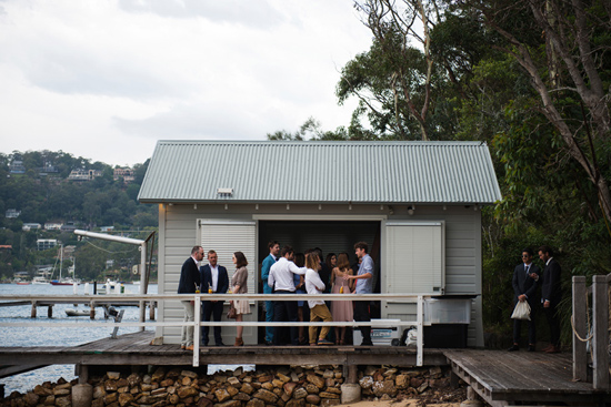 sydney island wedding0010 Natalie and Dans Sydney Island Wedding