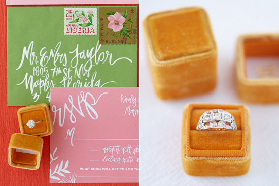 velvet ring box0010 Vintage Velvet Ring Boxes From The Mrs Box