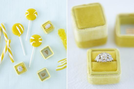 velvet ring box0013 Vintage Velvet Ring Boxes From The Mrs Box