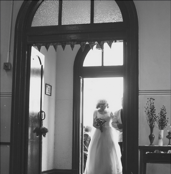 111 550x559 1950s Vintage Wedding In Perth