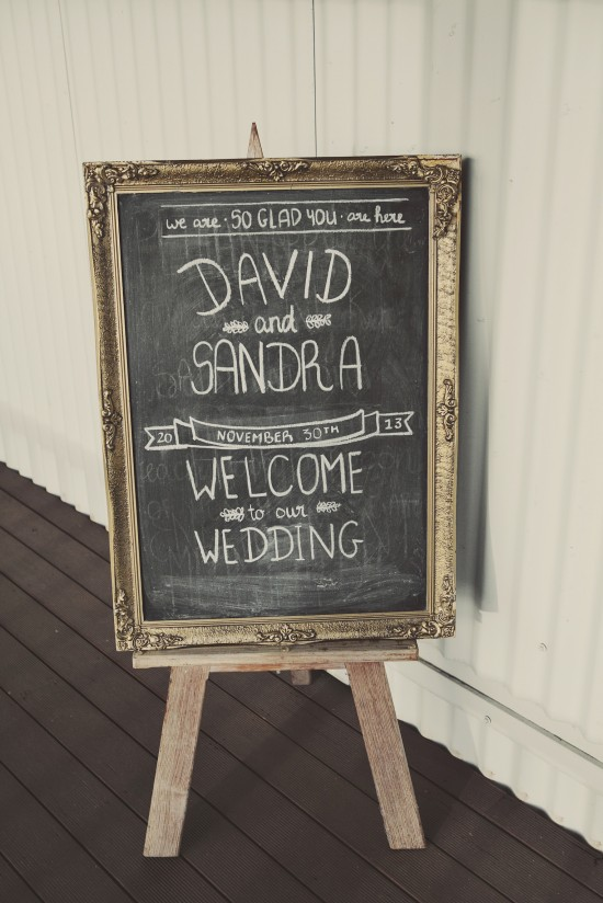 5 SandraDavidWedding 1 550x824 Dave & Sandras Rustic Wedding In The Perth Hills