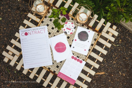 Bridesmaidproposalparty KADphotography 11 550x366 Will You Be My Bridesmaid Party!