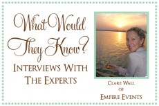 Clare Wall Empire Events