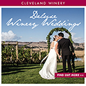 Grange Cleveland Winery Weddings banner