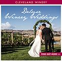 Grange Cleveland Winery Weddings banner