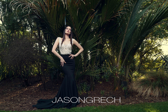 Jason Grech Couture0002 Jason Grech Birds Of Prey Collection