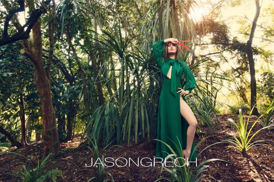 Jason Grech Couture0004 Jason Grech Birds Of Prey Collection