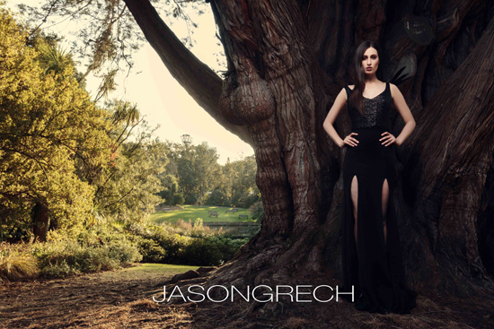 Jason Grech Couture0005 Jason Grech Birds Of Prey Collection