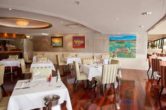 La Vue Restaurant 1 550x365 Brisbane's Newest Waterfront Restaurant Opens in Grand Style