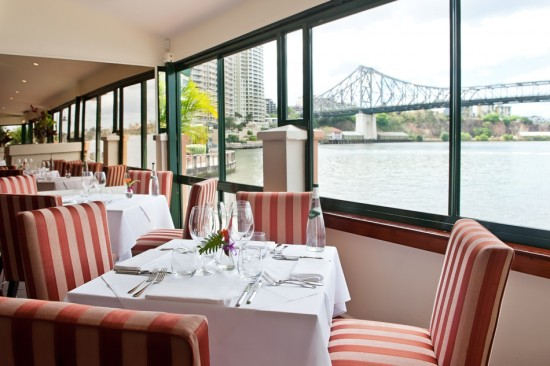 La Vue Restaurant 2 550x366 Brisbane's Newest Waterfront Restaurant Opens in Grand Style