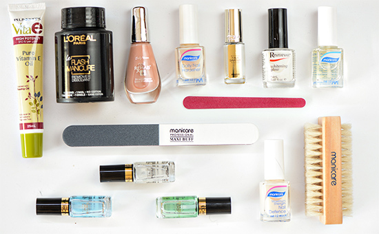 Manicure prep ideas Top Tips For Wedding Manicures