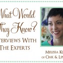 Melissa of Oak & Linden