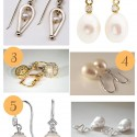 Pearl Drop Earrings 125x125 Friday Roundup