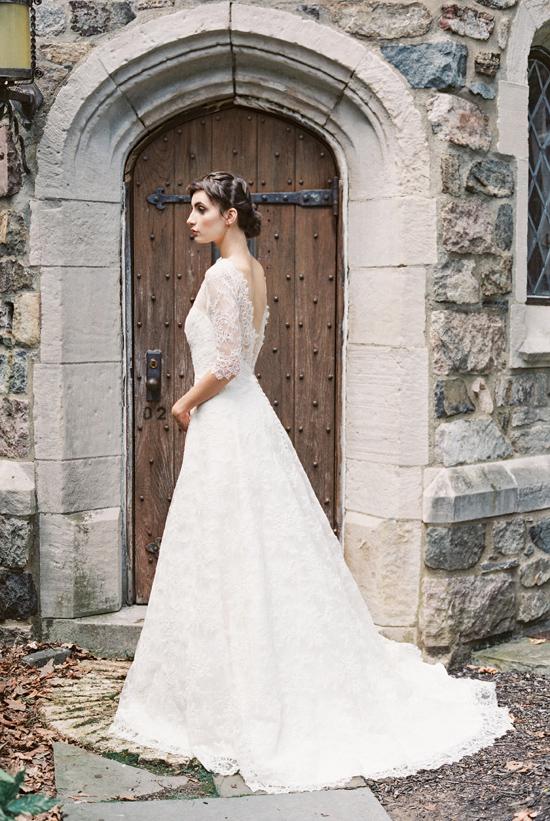 Sarah Nouri Wedding Gowns0003 Sareh Nouri Fall 2015 Bridal Gown Collection