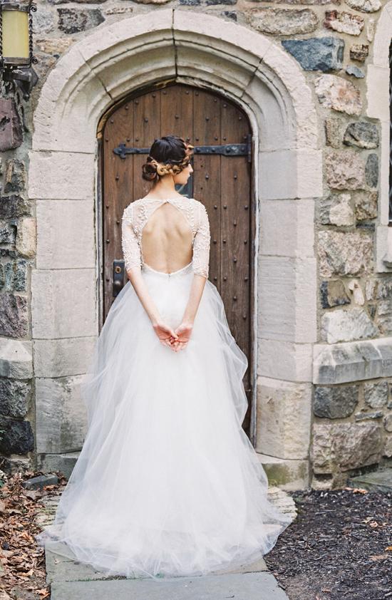 Sarah Nouri Wedding Gowns0007 Sareh Nouri Fall 2015 Bridal Gown Collection