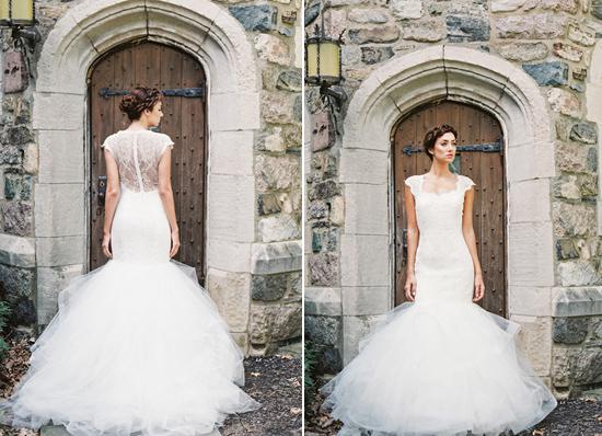 Sarah Nouri Wedding Gowns0011 Sareh Nouri Fall 2015 Bridal Gown Collection