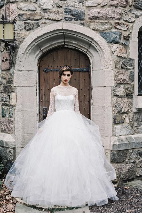 Sarah Nouri Wedding Gowns0013 Sareh Nouri Fall 2015 Bridal Gown Collection