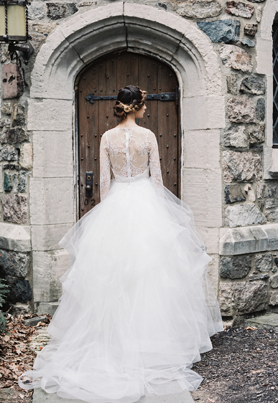 Sarah Nouri Wedding Gowns0014 Sareh Nouri Fall 2015 Bridal Gown Collection