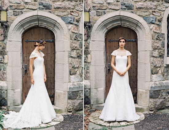 Sarah Nouri Wedding Gowns0029 Sareh Nouri Fall 2015 Bridal Gown Collection