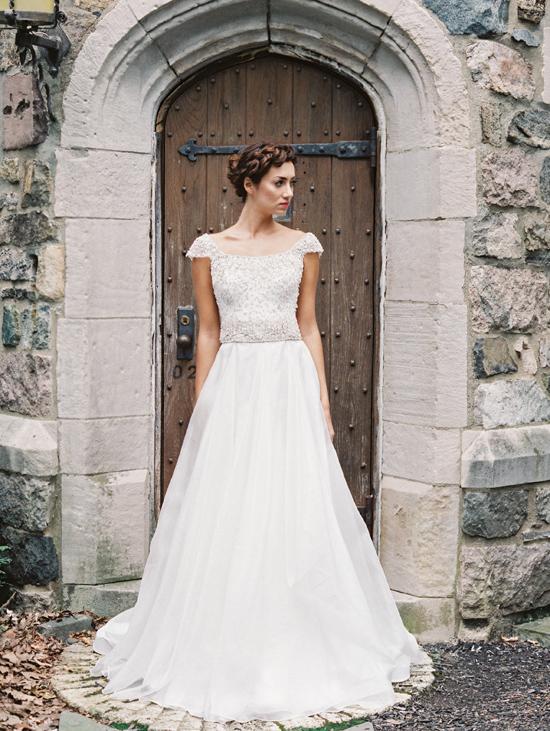 Sarah Nouri Wedding Gowns0031 Sareh Nouri Fall 2015 Bridal Gown Collection