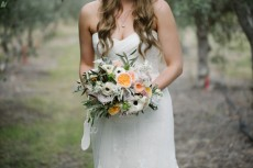 Spring wedding bouquet inspiration