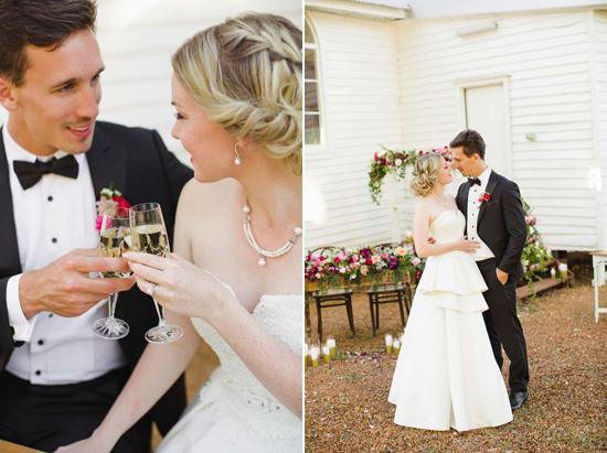 australian country church wedding0114 Australian Country Church Wedding Inspiration