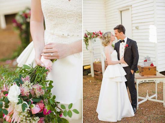 australian country church wedding0115 Australian Country Church Wedding Inspiration