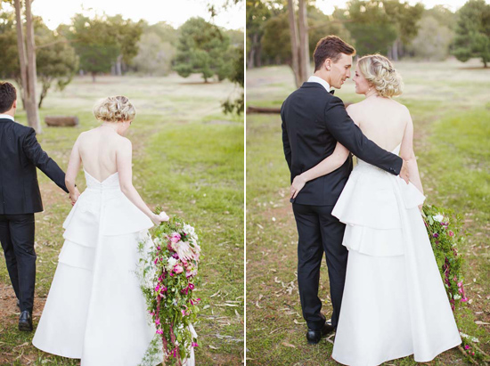 australian country church wedding0117 Australian Country Church Wedding Inspiration