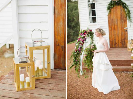australian country church wedding0118 Australian Country Church Wedding Inspiration